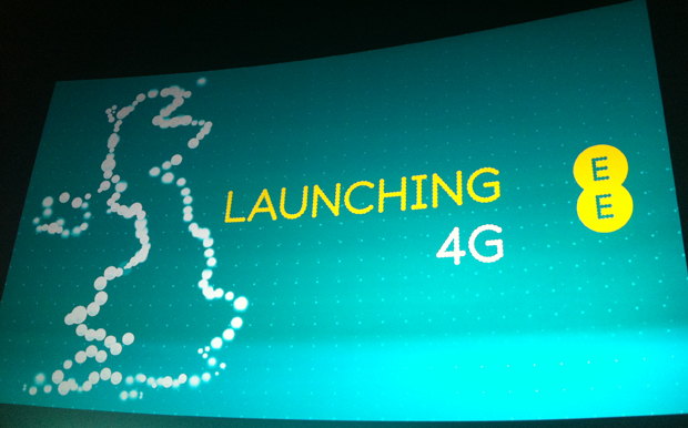 4G network speed to be doubled up in 10 UK cities