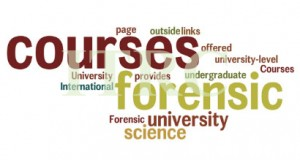 Best Places to study Forensic Online Courses