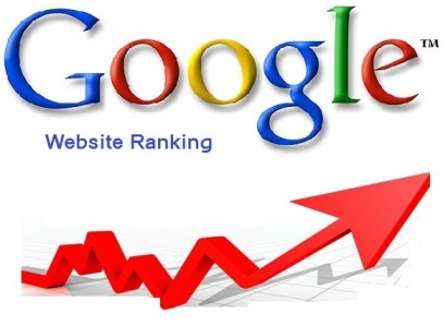 Google webiste ranking