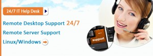 Remote support 247 IT Helpdesk